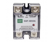 Rele Estado Sólido 90-280VCA 50A SAP-4850A Digimec