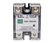 Rele Estado Sólido 3-32VCC 50A SAP-4850D Digimec