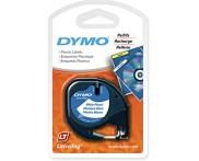 Fita Plástica para Letratag Dymo
