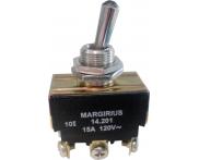 Chave Fixação P/ Niple 2P (14201) Margirius