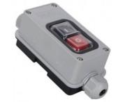 Chave Botão 2P 30A Caixa Plástica CS-103A IP66 Margirius