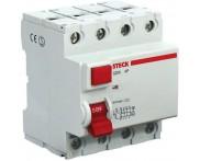 Interruptor Diferencial (DR) 30mA 4P 40A Steck