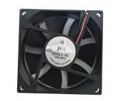 Ventilador 80x80 24VCC ODO8025SE24H JNG