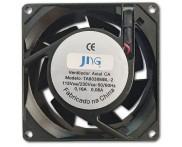 Ventilador 80x80 Bivolt FZY8038MBL  JNG