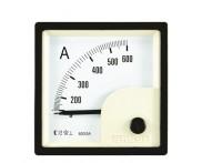 Amperimetro FM 72x72 150/300/5A P/TC Sassi