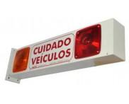 Sinalizador Entrada/Saída de Veículos Marinil