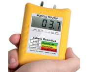 Terrômetro Portátil Digital TPA2000 Allnec