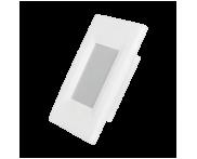 Balizador de Parede LED 2W 4x2 Avant