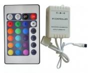Controladora p/ Fita LED RGB 12V Bioled