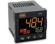 Controlador de Temperatura KM1 HCRRRD 100-240VCA COEL