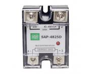 Rele Estado Sólido 3-32VCC 25A SAP-4825D Digimec