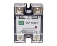 Rele Estado Sólido 3-32VCC 50A SAP-4850D Digimec