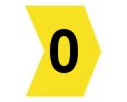 Pacote C/ 100 Anilhas (Nº0) Hellermantyton