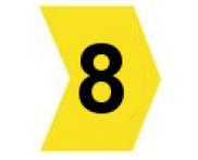 Pacote C/ 100 Anilhas (Nº8) Hellermantyton