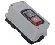 Chave Botão 3P 30A Caixa Plástica CS-103 IP65 Margirius