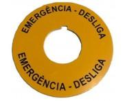 Plaqueta de Emergência (CSW)APE WEG