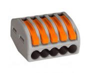 Conector Para Emenda - 5 Polos Eletrokit