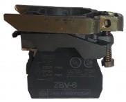 Saldo - Corpo Sinaleiro Direto 22mm ZB4-BV6 Telemecanique
