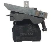 Saldo - Corpo Sinaleiro com LED 220V VM 22mm ZB4BVM4 Telemecanique